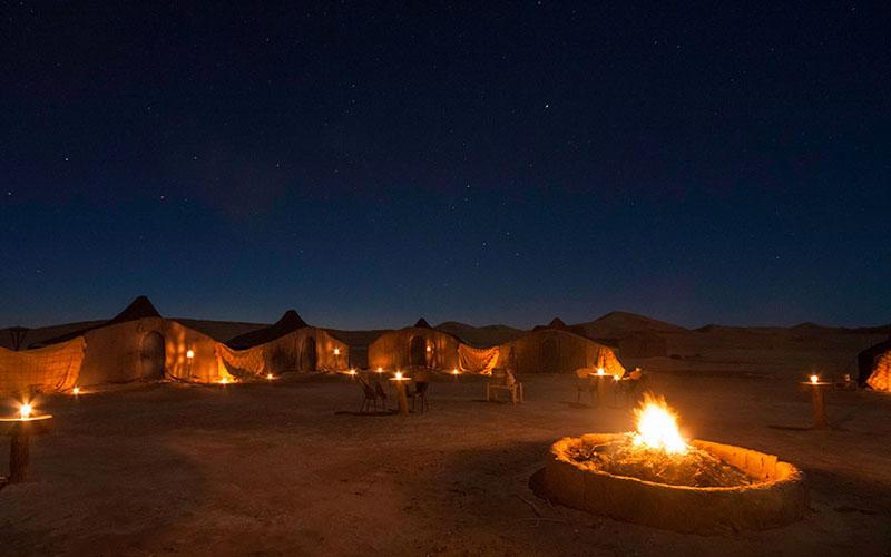 Bivouac Sahara Relax Zagora - Zagora Desert Camp