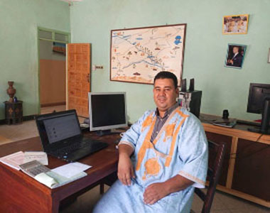 Mohamed Elaabdouli General Director of Sahara Relax Agency